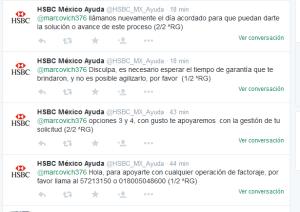 HSBC ayuda